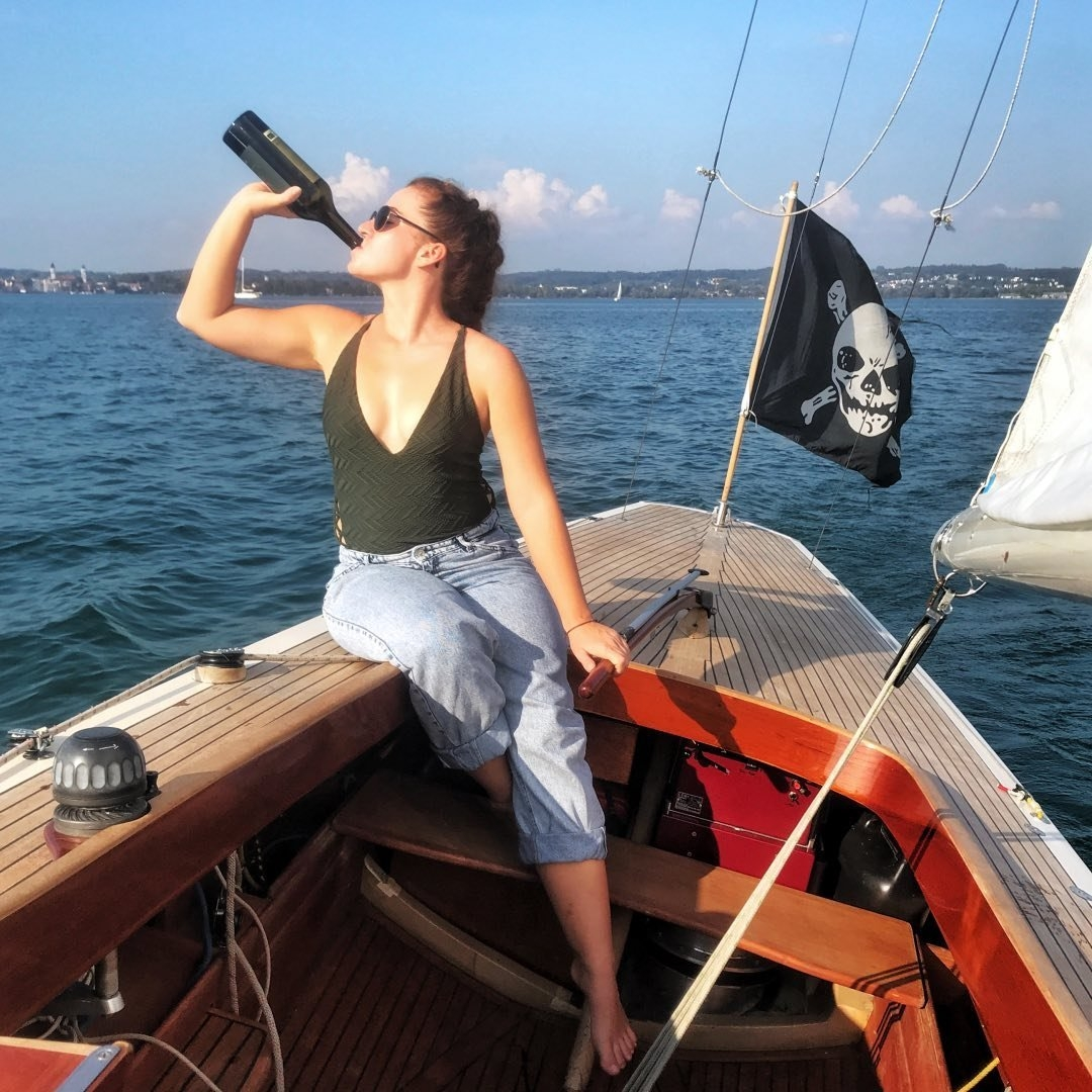 Sanni 🌊⛵️📸 Sailing the Oceans